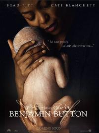 El curioso caso de Benjamin button (poster)