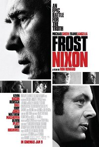 Frost contra Nixon (poster)