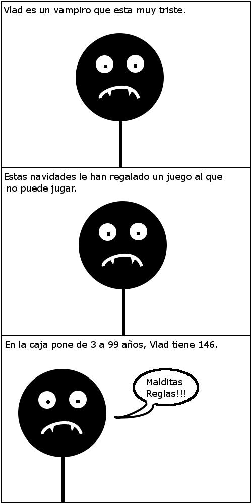 La tira comica de Vlad